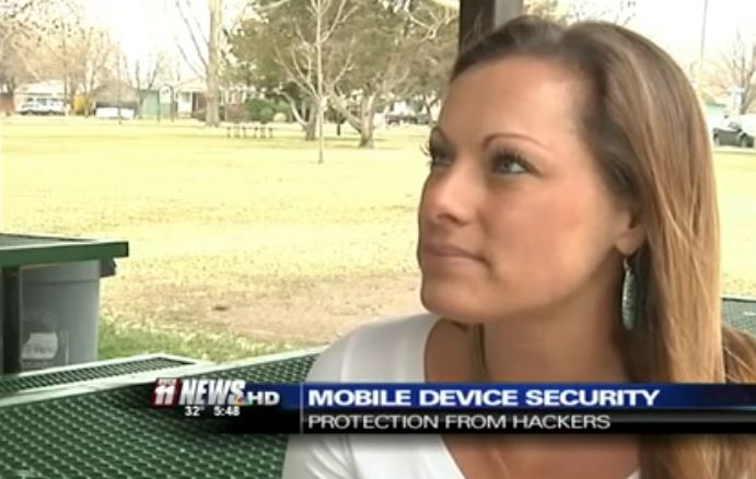 mobile device security kkco story
