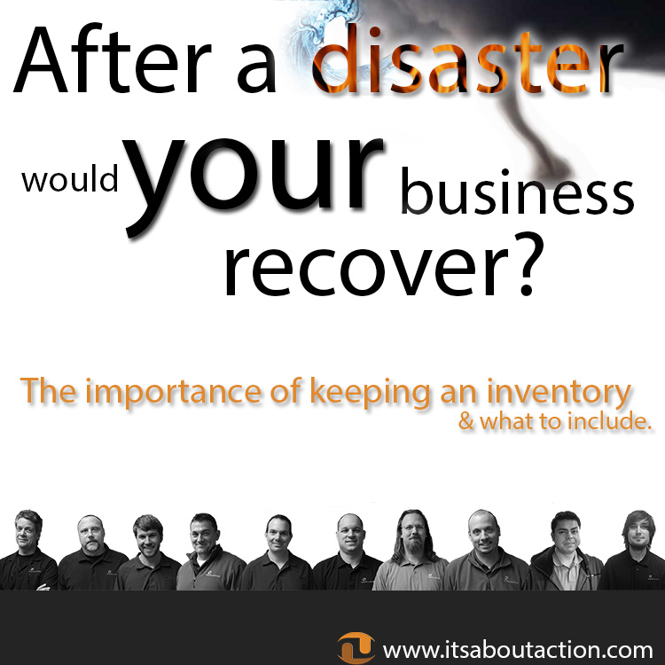 would your business recover after a disaster