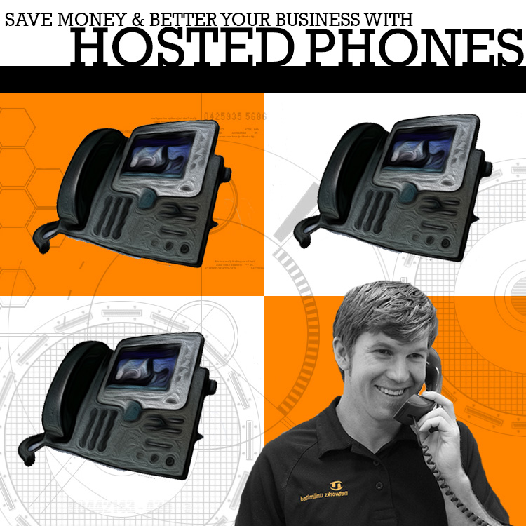 hosted phones