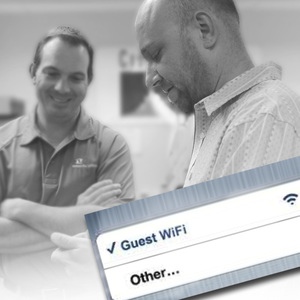 guest wifi access image