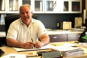 President, Frank DeSantis