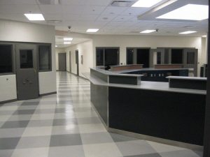 Mesa County Sheriff's Office built by PNCI Construction