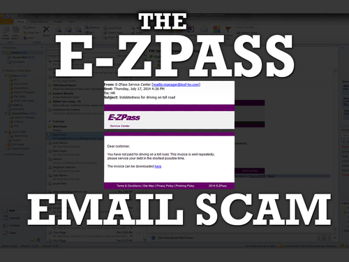 ex pass email scam