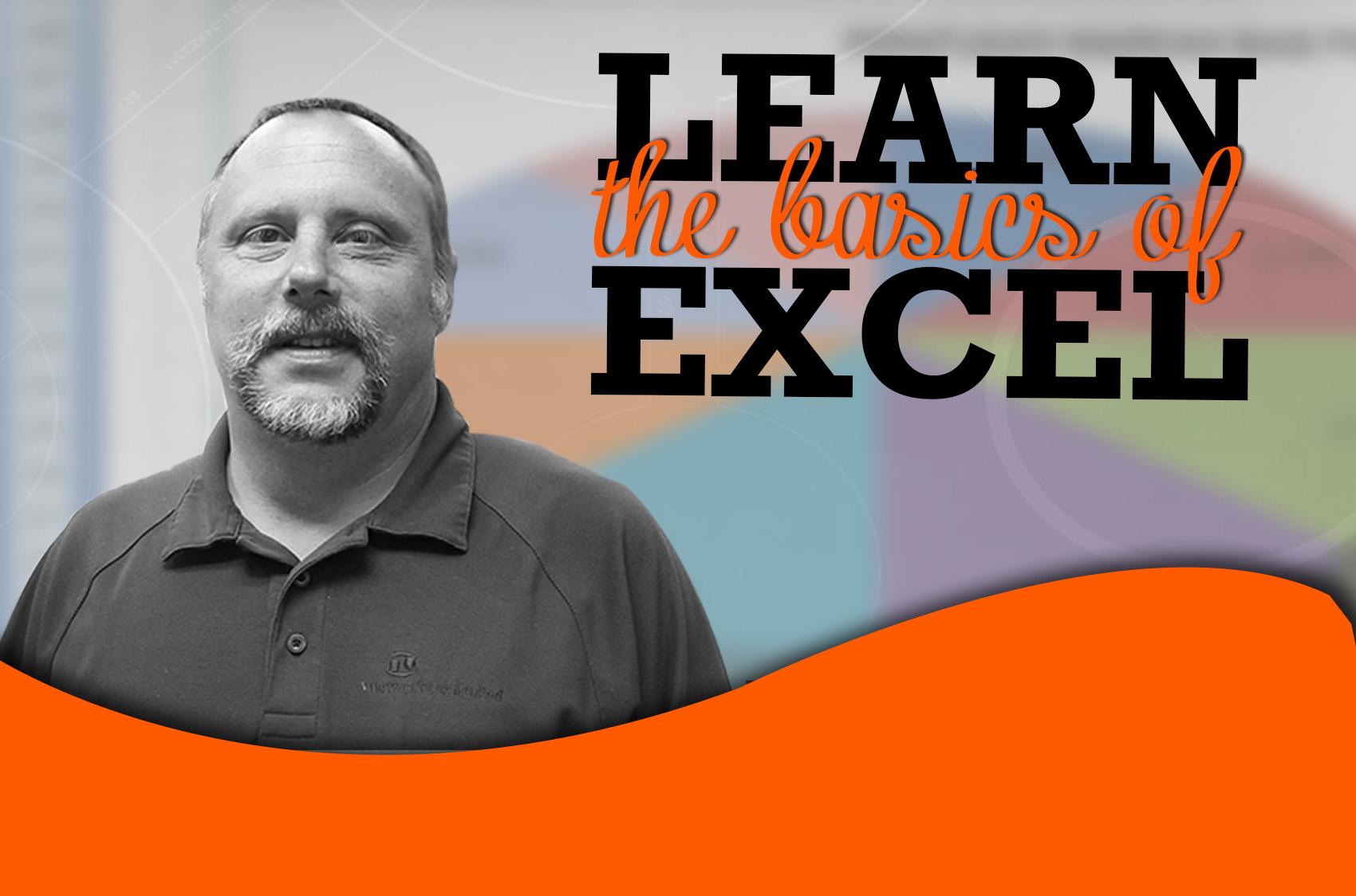 basics of excel header