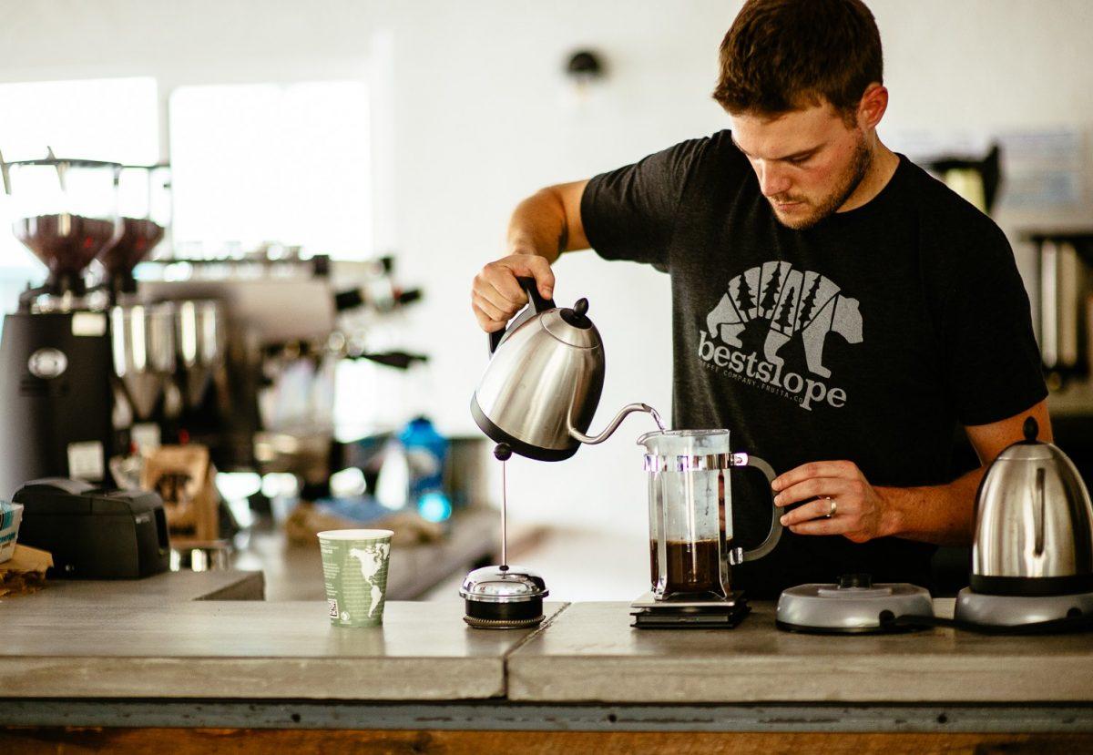 tom grffith - bestslope coffee