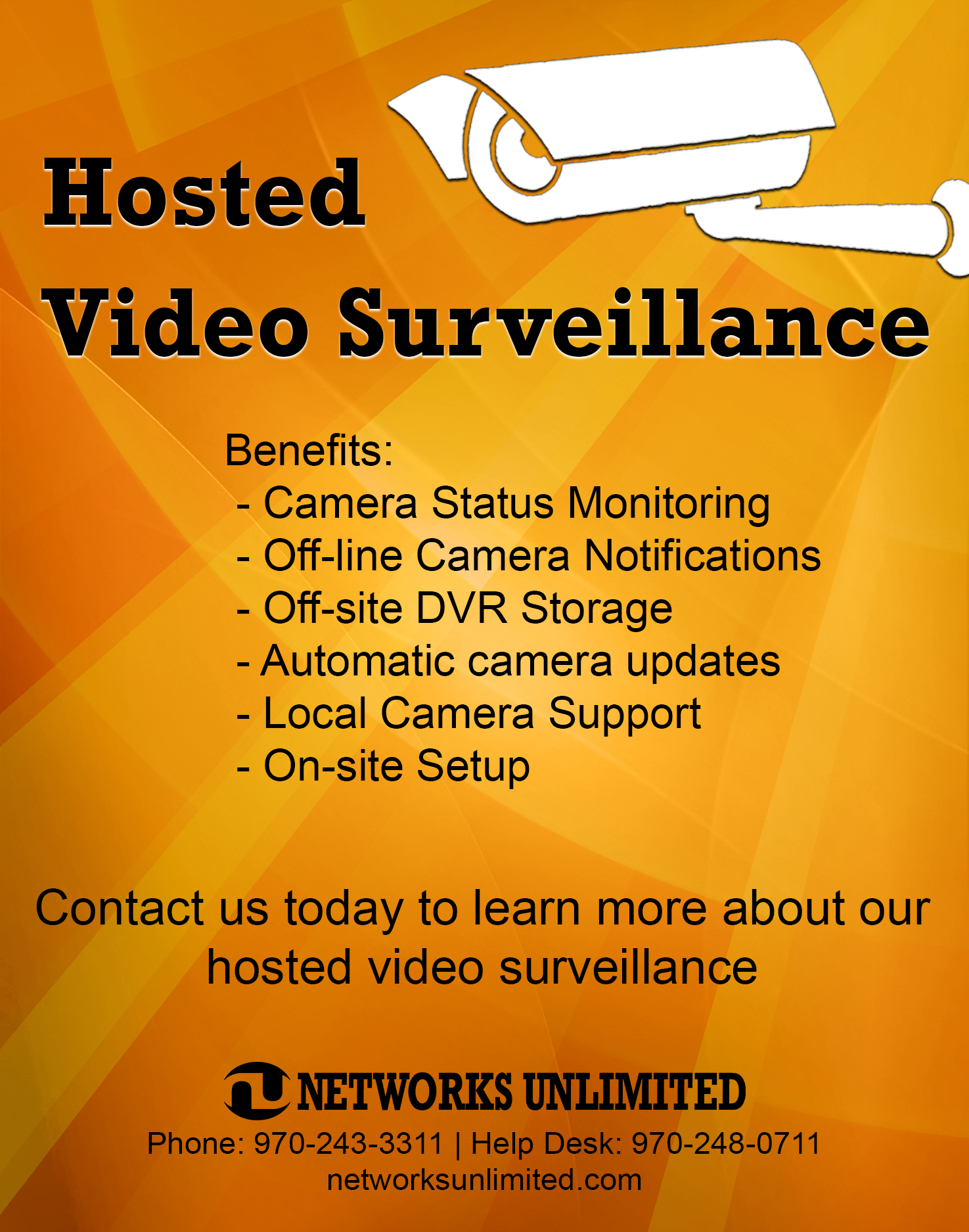 hosted-video-surveillance
