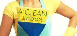 clean inbox image