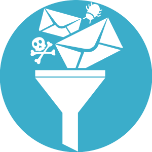 email filtering icon