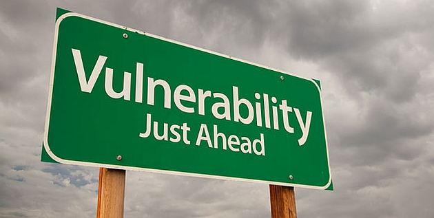 vulnerability sign image