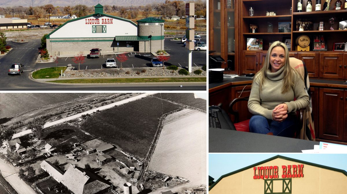 fishers liquor barn collage