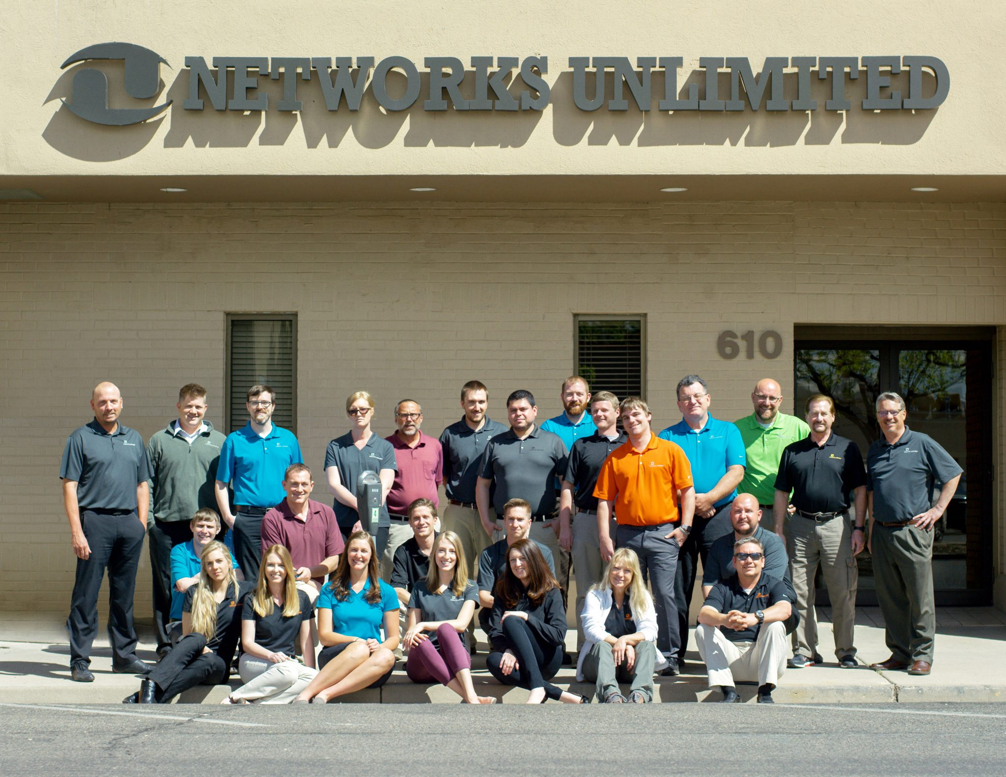 Networks Unlimited Team