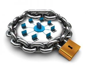 network security lock