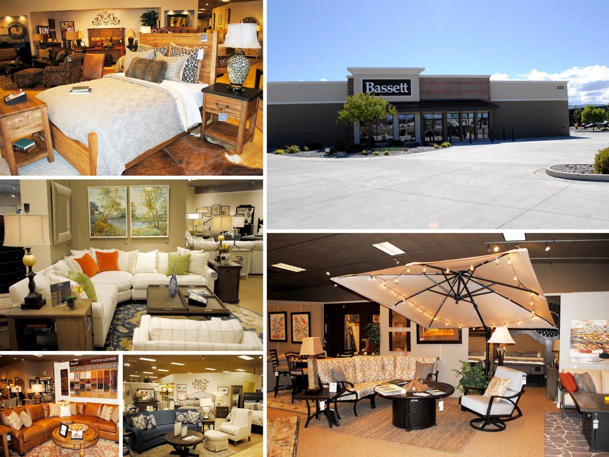 Bassett-Furniture Collage