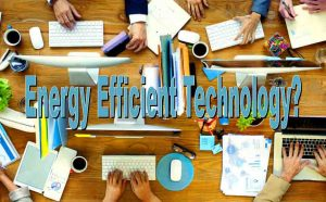 energy efficient technology
