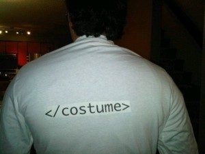 code costume