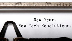 tech resolutions