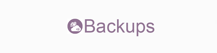 automatic backups