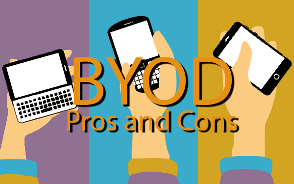 pros and cons of BYOD