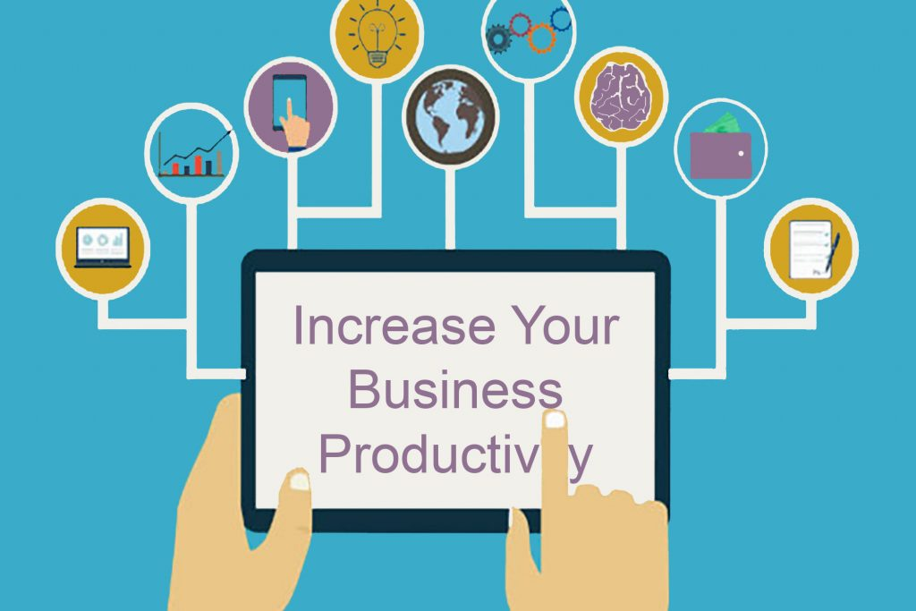technology increases business productivity
