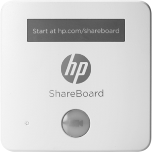 HP Shareboard Connection