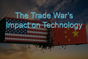 trade war's impact on technology