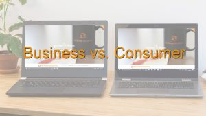 What's the Difference Between Home and Business PCs?