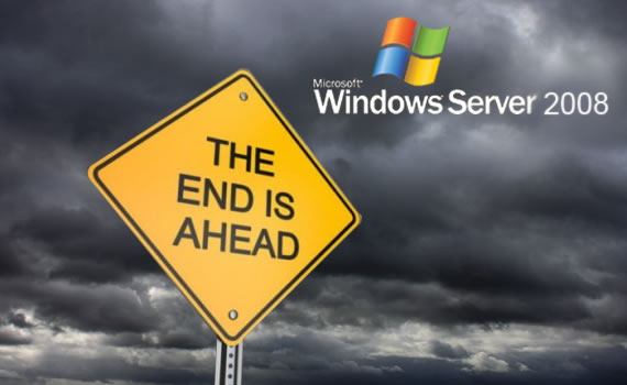 Microsoft Windows Server 2008 End of Life Approaches