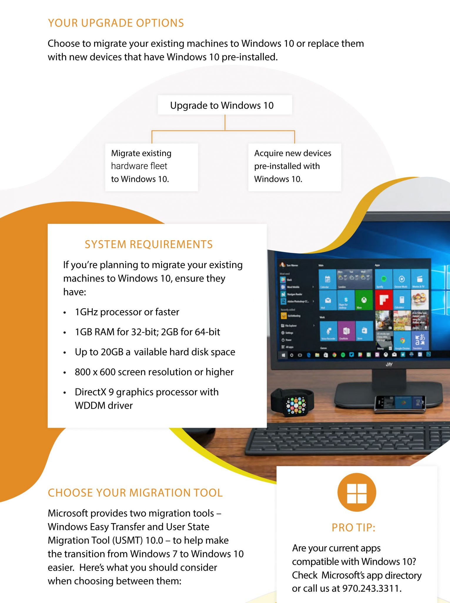 End of Service Guide for Windows 7 - Networks Unlimited